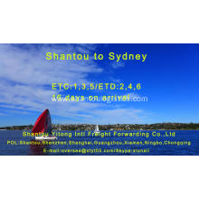 Shantou Shipping to Sydney